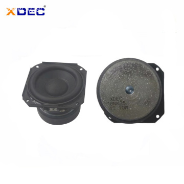 2 inch 58mm 4ohm 10w mini soundbar speaker